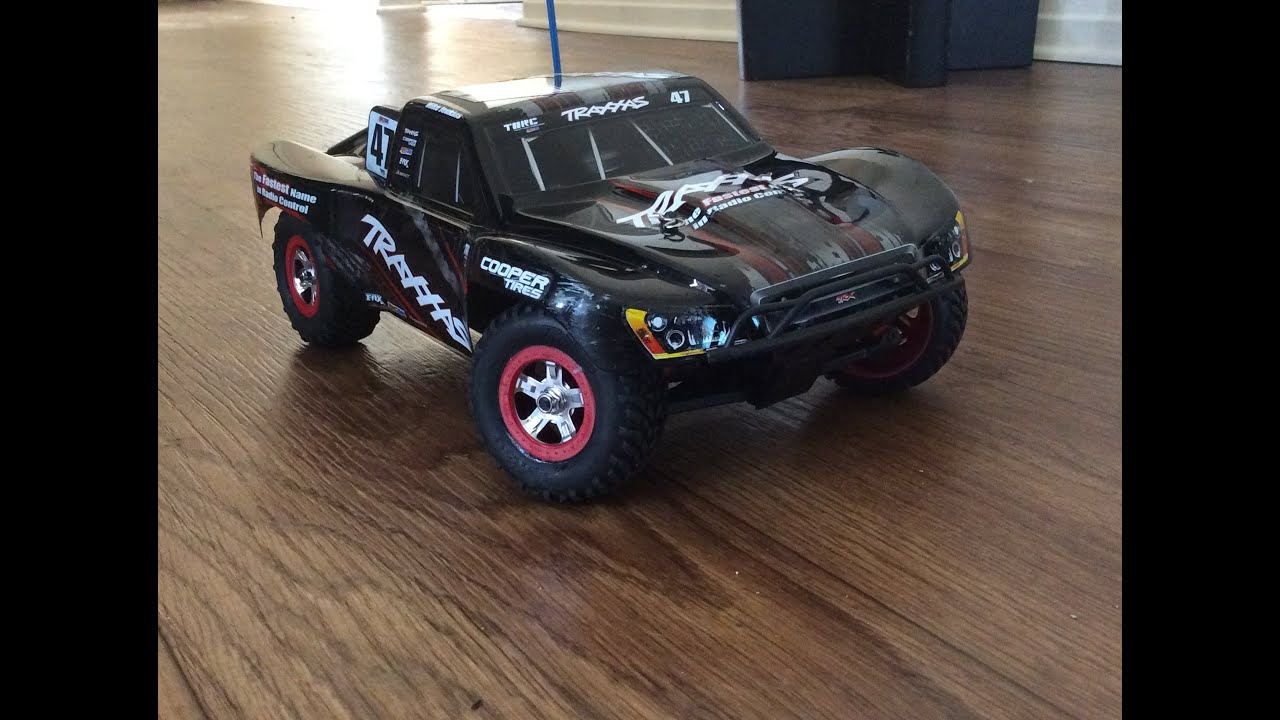 My First 24 Hours with Traxxas Slash 4x4