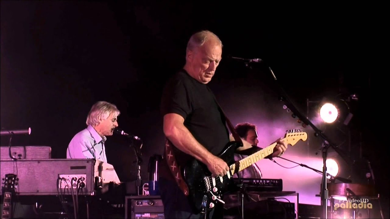 Band Wallpapers Hd Full Hd David Gilmour Time Live In Gdansk Youtube