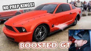 BOOSTED GT! STREET OUTLAWS! NO PREP KINGS! SMALL TIRE CLASS! RT66!