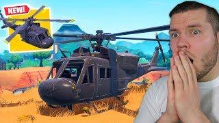 GEHEIMER *NEUER* HELICOPTER fliegt über die Karte!