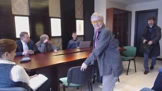 """Доклад И.С. Вевюрко «Категория """"мудрости"""" в иудео-эллинистической литературе», 9 октября 2018 г."""
