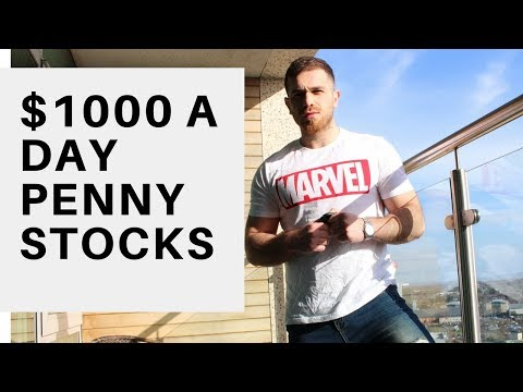HOW TO MAKE a 9-5 SALARY TRADING BIOPHARMA PENNY STOCKS Online!  | PENNY STOCKS FOR BEGINNERS 2018