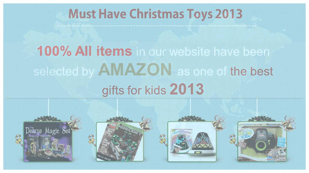 Best Christmas Gifts 2013 - SALE OFF - Chirstmas Gifts 2013 Kids ...