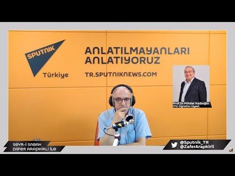 Trabzon'da sel felaketi