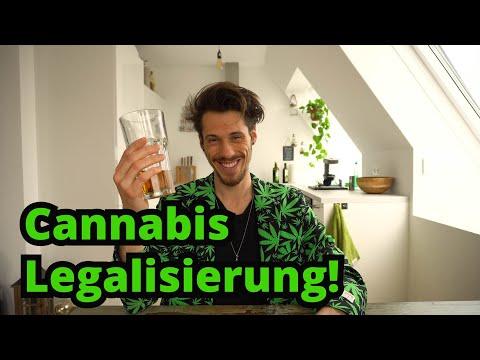 Cannabis ist verboten, weil es illegal ist