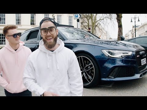 21 Year Old Buys Insane AUDI RS6