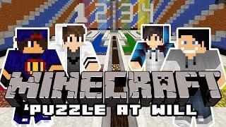 Minecraft Parkour: Puzzle at will [1/x] w/ Undecided, Tomek, Piotrek