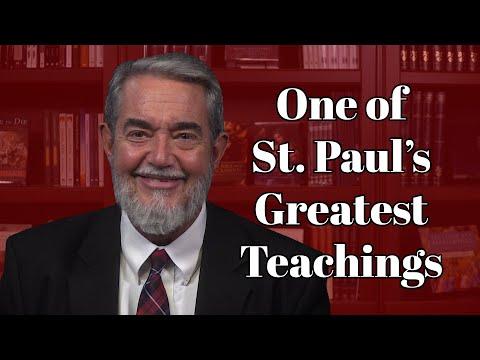 The Longest Sentence in St. Paul's Writings Explained