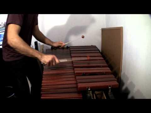 002 - Starbuck - Moonlight Feels Right: Marimba Solo