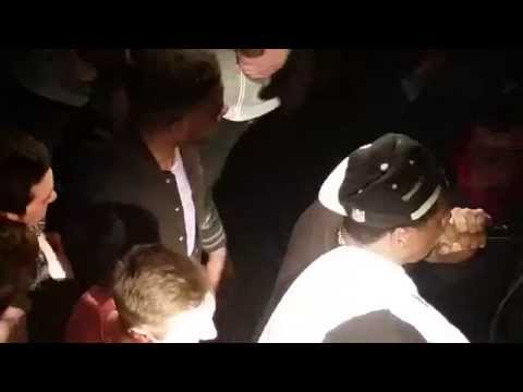 Jay Electronica gives 2 guys the mic to rap