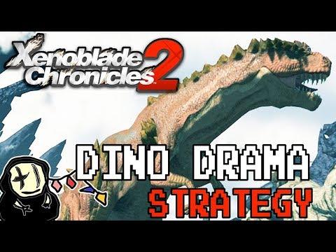 Xenoblade Chronicles 2 - Dino Drama Strategy (Challenge Mode DLC)
