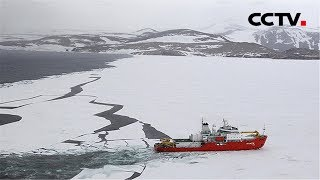 《新中国的第一》 第一个南极科学考察站 | CCTV