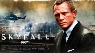 James Bond Skyfall - 16 Thomas Newman - The Chimera