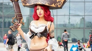New York Comic Con (NYCC) 2016 4K Cosplay Video