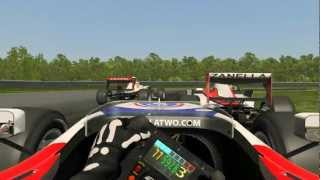 Formula Two now in rFactor2 Testing
