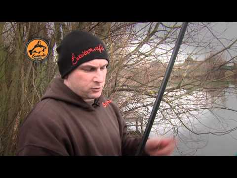 Spomb Fishing With Boilies And Carp Pellets