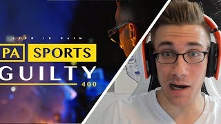 PA Sports - GUILTY 400 - Reaction/Bewertung
