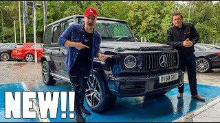He Bought A 2019 Mercedes Benz G63 Amg!!