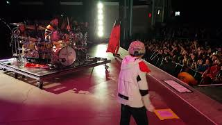 30 seconds to mars   rescue me with my 7 year old son logan dancing with jared