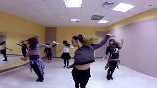 Джаз-фанк связка / Dance Center / хореограф Ю.Пенч