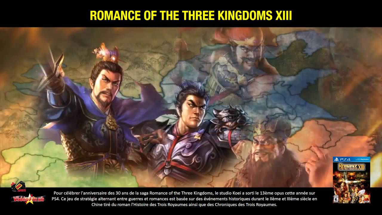 romance of the three kingdoms Kongming's archives - romance of the three kingdoms novel and history - home page dedicated to the novel sanguo yanyi (romance of the three kingdoms) by luo.