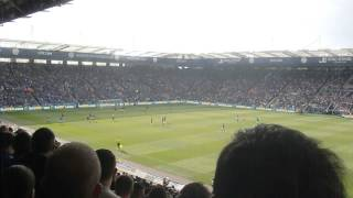 Leicester 5 - 3 Man Utd - Jamie Vardy