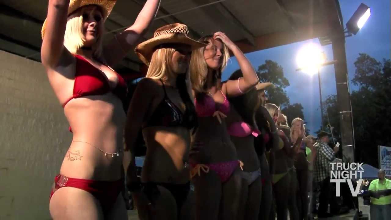 Truck Night at Yankee Lake 6-1-2012 Miss Truck Night - YouTube