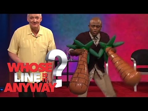 Props: Wayne's Droopy Rubber Breasts - Whose Line Is It Anyway?
