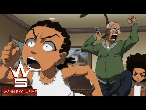 """Download The Boondocks: Huey Freeman ft. Uncle Ruckus - """"The 'Rona"""" (Official Music Video)"""