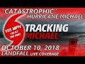 Weather Channel: Category 5 Hurricane Michael Landfall [2018]