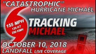 Weather Channel: Hurricane Michael Landfall [2018]