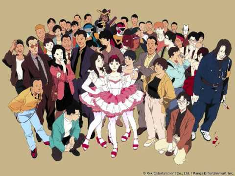 Perfect Blue - 01 Angel Of Love