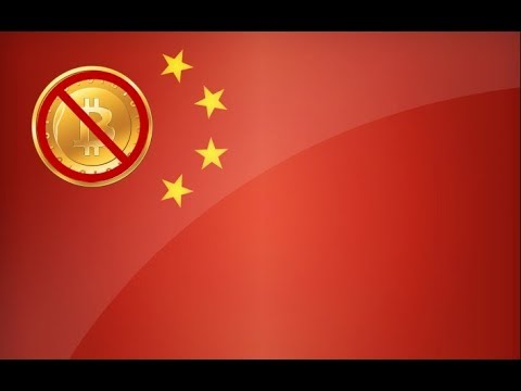 China exchange and ICO ban explained. What will happen to cryptocurrency?