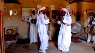 Black people's music & dance at Rissani, Morocco 2