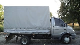 ГАЗ 33104 Валдай