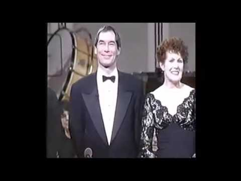 "Timothy Dalton & Lynn Redgrave Hosting ""Great Performances"""