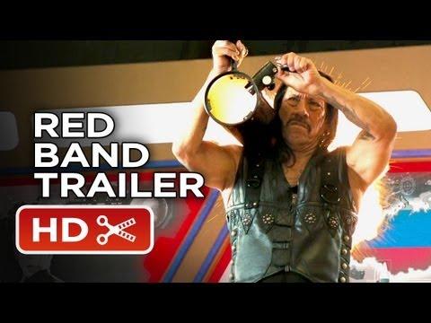Machete Kills Red Band TRAILER (2013) - Sofía Vergara, Mel Gibson Movie HD
