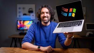 M1 MacBook po 4 měsících! A jak na Windows?