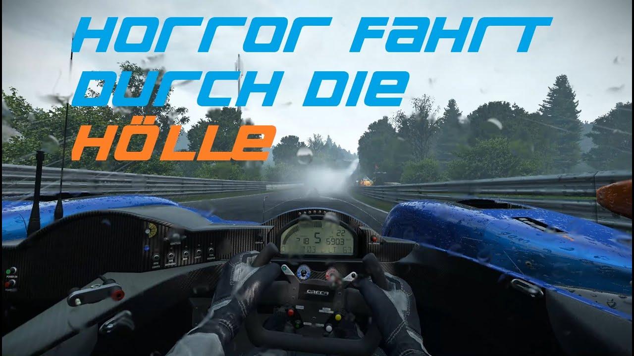 Project CARS Nordschleife Im Regen PC Ps3 Controller