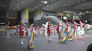 2019 8 30 京都府警察音楽隊・カラーガード隊 たそがれコンサート 古いアニメーションではあるが、多分どの世代の方でも知っていると思われる鉄...