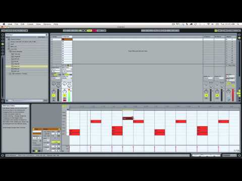 Ableton Live Quick Start - Lesson 1 - Beats