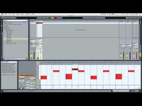 Ableton  Quick Start  Lesson 1  Beats