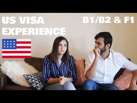 Visa Rejection, Double Masters, All red Flags | US VISA Experience