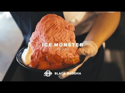 Ice Monster | Black Buddha (Taipei)