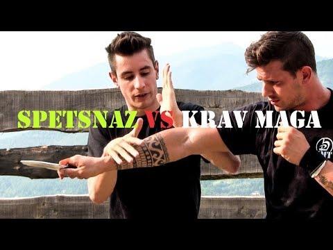 VADIM STAROV SPETSNAZ Vs KRAV MAGA TRAINING Not A Real Knife Attack