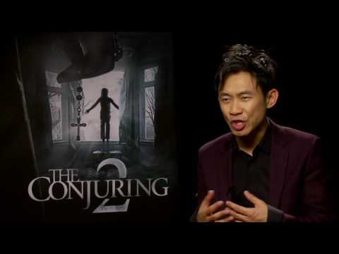 The Conjuring 2: Director James Wan Official Movie Interview