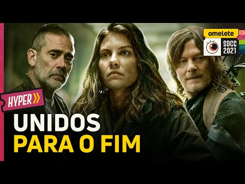 Download DIA 2 DA COMIC-CON (RESUMO): FINAL DE WALKING DEAD GANHA TRAILER