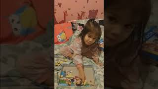 paw patrol puzzle game toddler | with Leona | 爪子巡逻 拼图 游戏 幼儿