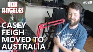 Casey Feigh Moved to Australia to Write