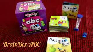 Brain Box Game For Kids. Board Game For Kids